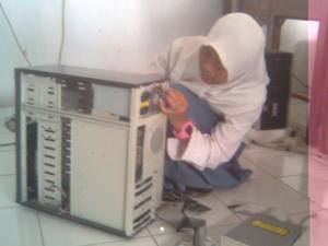 Praktek TKJ SMK Muh.Bantrkwg