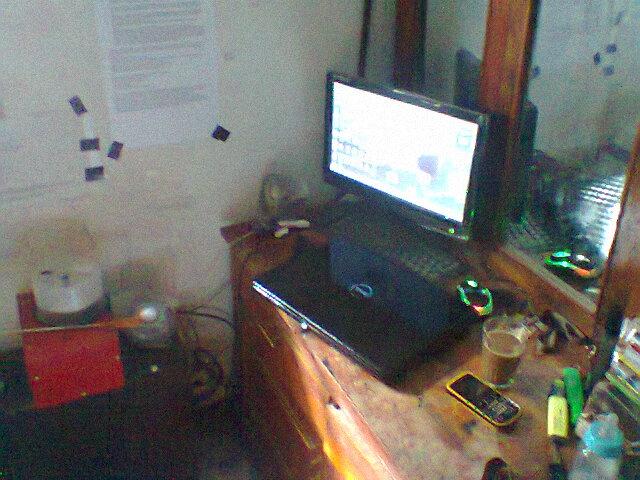 Ruang kerjaku